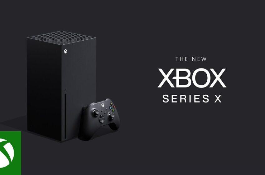 Tenemos fecha del evento de  la Xbox serie X y sus juegos exclusivos.