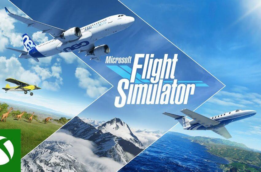 Encuentra las diferencias, comparan despegue de vuelo real contra flight simulator 2020