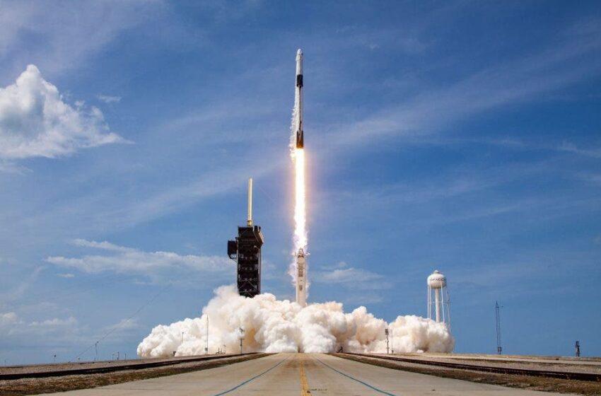 El histórico lanzamiento de Space X y su primer viaje tripulado